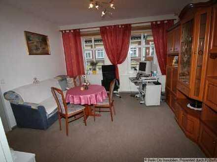 Gemütliche, kleine 2-Zi.-Wohnung mit Balkon in Altstadt nähe Havel
