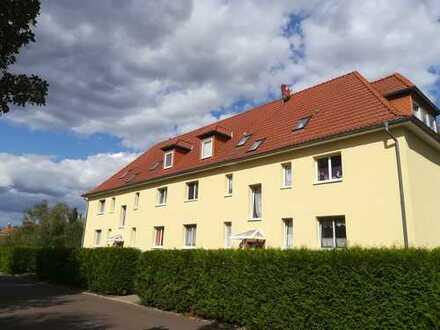 Attraktive, gepflegte 2-Zimmer-Dachgeschosswohnung zur Miete in Burg