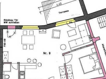 Erstbezug nach Sanierung! Schöne 2-Zimmer-Wohnung Nähe Weseler Straße !