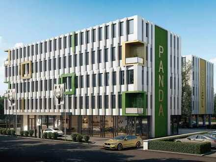 Entwicklungsgrundstück für Hotel- oder Bürobebauung