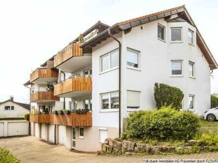 Großzügig geschnittene 4-Zimmer-Wohnung in Remchingen (Singen)