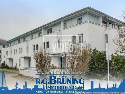 4-Zimmer-Maisonette-Wohnung mit Dachterrasse