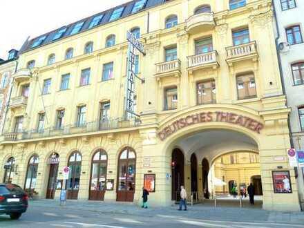 *** Wohnen im Deutschen Theater *** Stilvolle 3Zi. ETW mit EBK und Lift