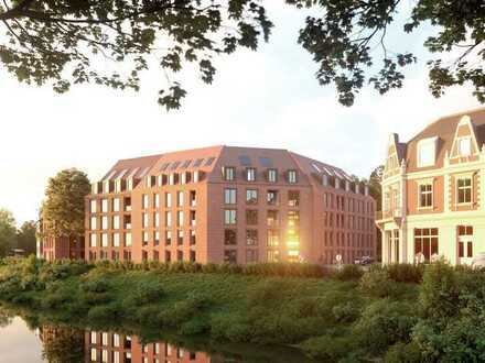 Exklusive Penthousewohnung - Landois-Gärten Münster