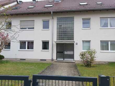 Einzimmmerwohnung in Gerbrunn mit Einbauküche