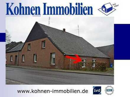 4-Zimmer-Wohnung mit separatem Eingang und Hof im Erholungsort 41334 Nettetal-Leuth