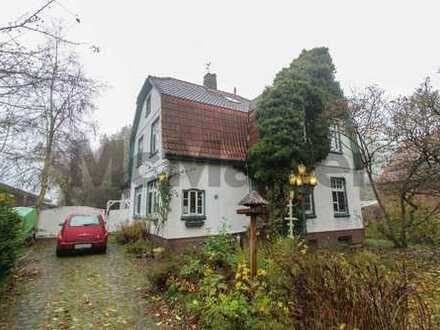 Wohnen an der Nordseeküste: Großzügiges EFH mit großem Garten und Dachterrasse in Butjadingen
