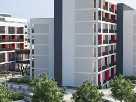 Neueröffnetes Studentenwohnhaus am Rande Mannheims mit Parkplatz