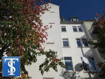 Innen saniertes Wohn- und Geschäftshaus mit 1 GE und 4 WE in Plauen