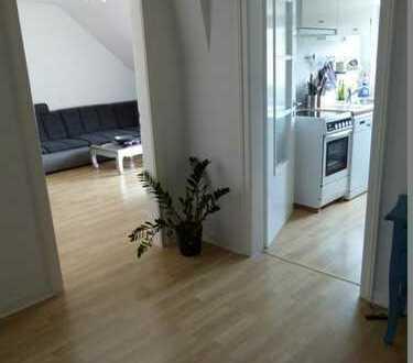 Neuwertige 2-Zimmer-Wohnung an Benrather Schloss