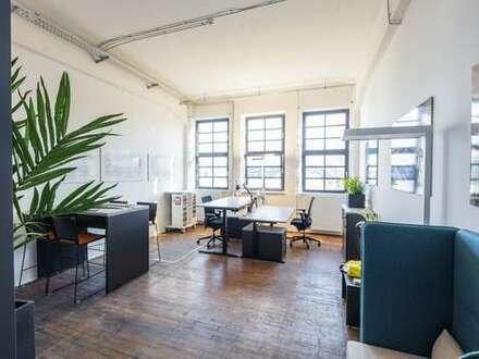 """70qm hochinnovative Büro- und Gewerbelofts in der """"FABRIK"""""""