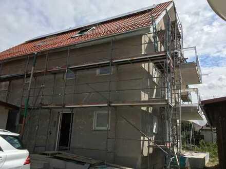 Erstbezug mit Balkon: schöne 3,5-Zimmer-Wohnung in Bissingen an der Teck