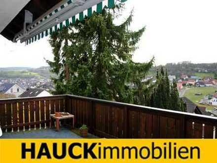 Traumhafte Hanglage am Tor zum Odenwald