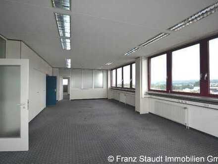 Büroflächen in Aschaffenburg mit ausgezeichneter Anbindung