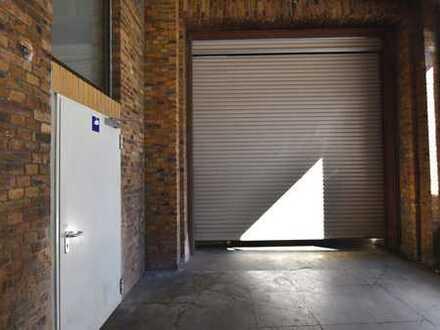 Gewerbeflächen / Produktionshalle / Lagerflächen in historischem Industriegebäude im Dresdner Norden