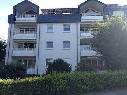 Helle Wohnung auf dem Heiderhof mit Süd-Balkon