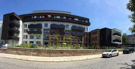 Wohnen mit Klasse und Stil! 3-Raum-Wohnung im Zentrum mit Loftcharakter!