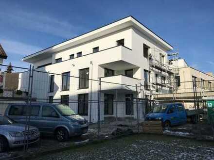 Neubau 5-Zimmer-Penthouse-Wohnung mit EBK und Balkon in Filderstadt-Bernhausen