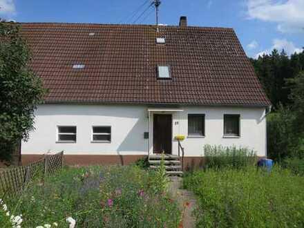 Landwirtschaftl. Resthof mit landw. Grundstücken