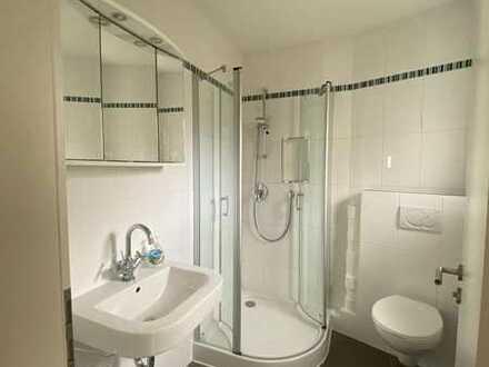 Exklusive, vollständig renovierte 2-Zimmer-EG-Wohnung mit Einbauküche in Mainz-marienborn