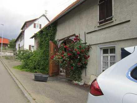 Schönes Bauernhaus mit großer Scheune in Zollernalbkreis, Obernheim