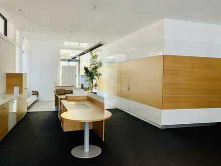 Repräsentative Büroräume-ehemalige Bankfiliale in Thedinghausen-Morsum! Ideal für Versicherung etc!