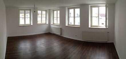 Neu renovierte großzügige Wohnung im Stadtzentrum