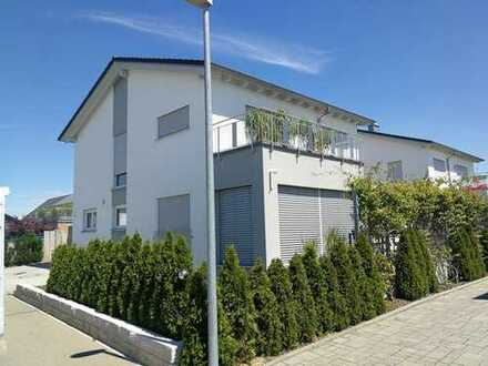 Einfamilienhaus in Laupheim, Neubau, Baujahr 2016, KfW-Effizienzhaus 55