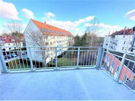 Ihre neue und moderne 4-Raum-Wohnung mit Balkon