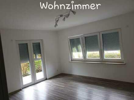 Erstbezug nach Sanierung: exklusive 3-Zimmer-Erdgeschosswohnung mit Terasse in Gingen