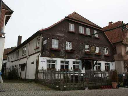 Gasthof im Zentrum von Bad Brückenau *PROVISIONSFREI* zu erwerben