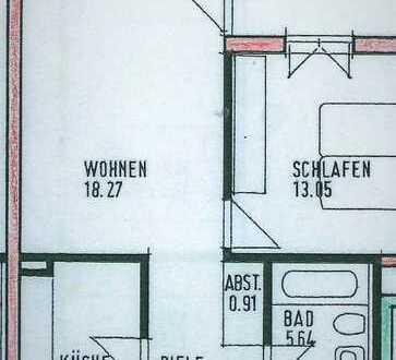 Gepflegte, helle 2-Zimmerwohnung mit Terrasse und Einbauküche in Lörrach (Kreis)