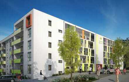 Über den Dächern Coburgs - Barrierefreie Penthouse-Wohnung als Service Wohnen 58