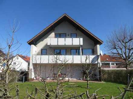 Erstbezug nach Sanierung: attraktive 4-Zimmer-Wohnung mit EBK und Balkon in Forchheim