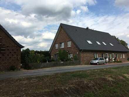 Schöne 3 ZKB Wohnung am Ortsrand von Bohmte - Hunteburg mit Garten und eigenen Eingang