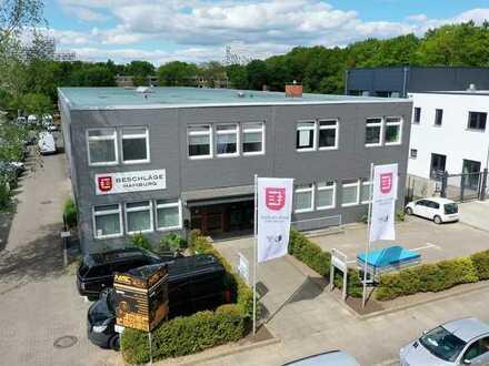 **TOP** Lager-, Hobby-, Werkstatt- oder Atelierfläche in hervorragender Lage in Hamburg-Osdorf