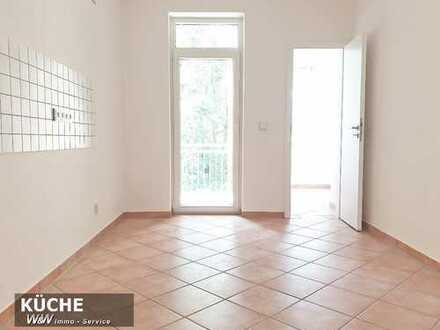 Single Wohnung mit Balkon Zentrums-Nah