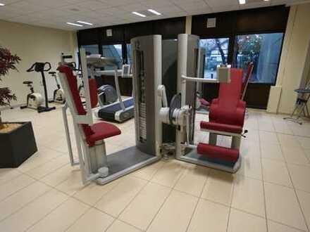 Voll ausgestattetes Fitnessstudio zu vermieten