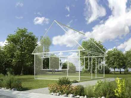 Baugrundstück für 2 x DHH oder großes EFH
