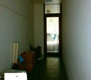 * 2 Große Räume dazu ein Garten ca. 250 m² in guter Griesheimer Wohnlage... Projektierte Nutzä.