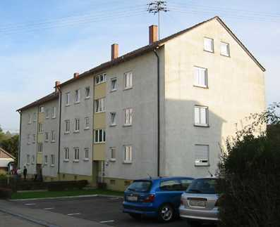 Sigmaringen - 3-Zimmerwohnung mit Balkon