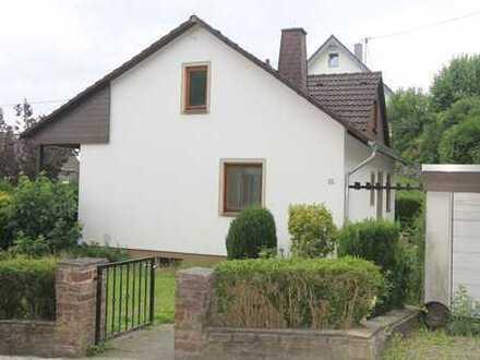 Charmantes Einfamilienhaus in ruhiger Wohnlage von Arenberg!
