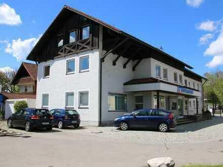 Helle Büro- Praxisräume in der Ortsmitte von Betzigau