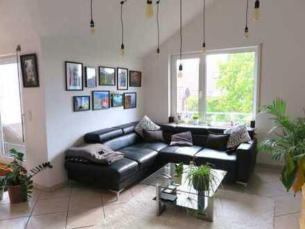Traumhafte 3,5 Zimmerdachgeschosswohnung mit herrlicher Südloggia***
