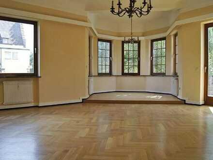 Stilvolles Wohnen in repräsentativer Jugendstil-Villa