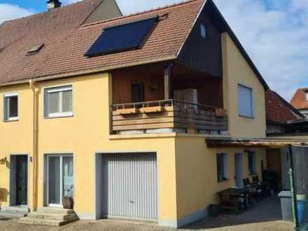 Renoviertes Einfamilienhaus mit gemütlichem Ambiente ....