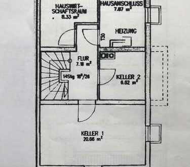 Schöne 4-Zimmer-Doppelhaushälfte mit Einbauküche in Bad Aibling, Rosenheim (Kreis)