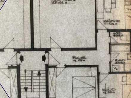 Schöne, geräumige 3-Zimmer-Wohnung mit Balkon und EBK in Riegel