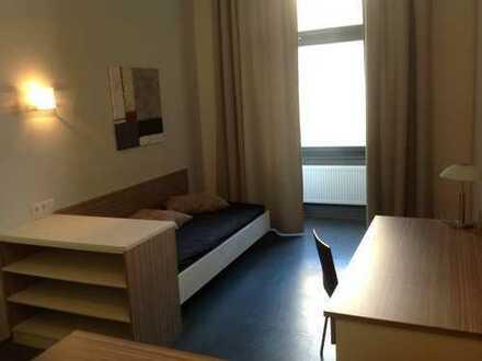 3-Zimmer-Appartement; (WG-geeignet: alle Zimmer möbliert) Frei ab 01.08.2020