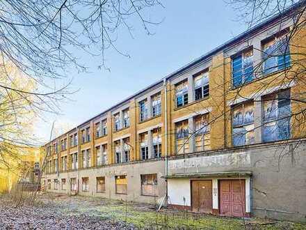 Gewerbeobjekt in Chemnitz unweit des Zentrums